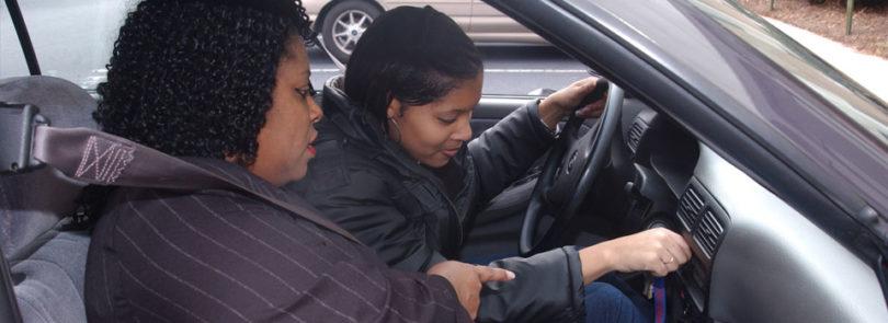 Teens take PRIDE in their driving
