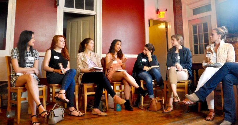 Terry Women's Initiative book club-h