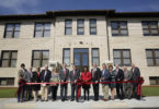 H.H. Tift Building rededication