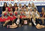 UGA majorettes and feature twirlers championship 2016
