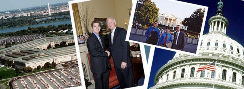 Spring Break: Security Leadership Washington Week