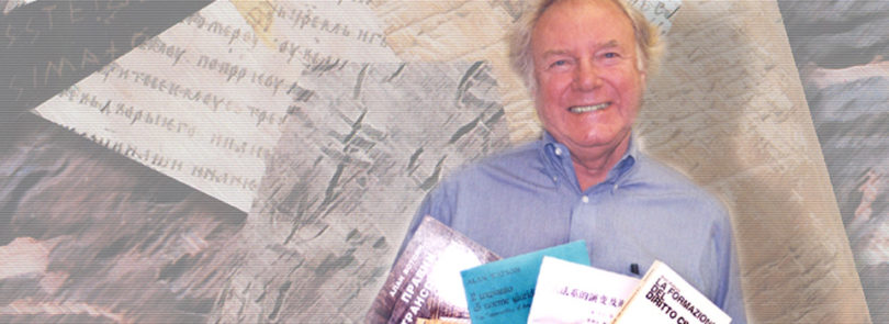 Law prof's books translated globally