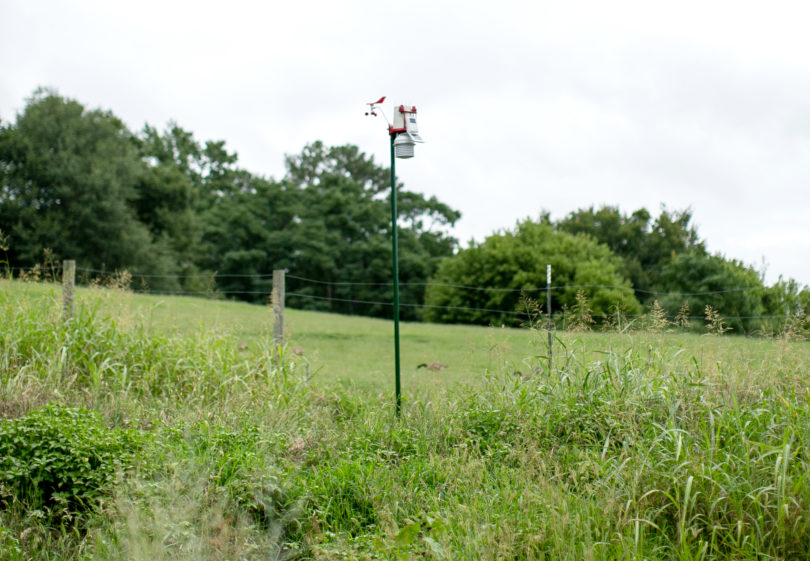 Botanical Garden Weather Station-h