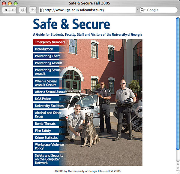 security on campus Robin has been covering the security and campus law enforcement industries since 1998 and is a specialist in school, university and hospital security, public safety and emergency management.