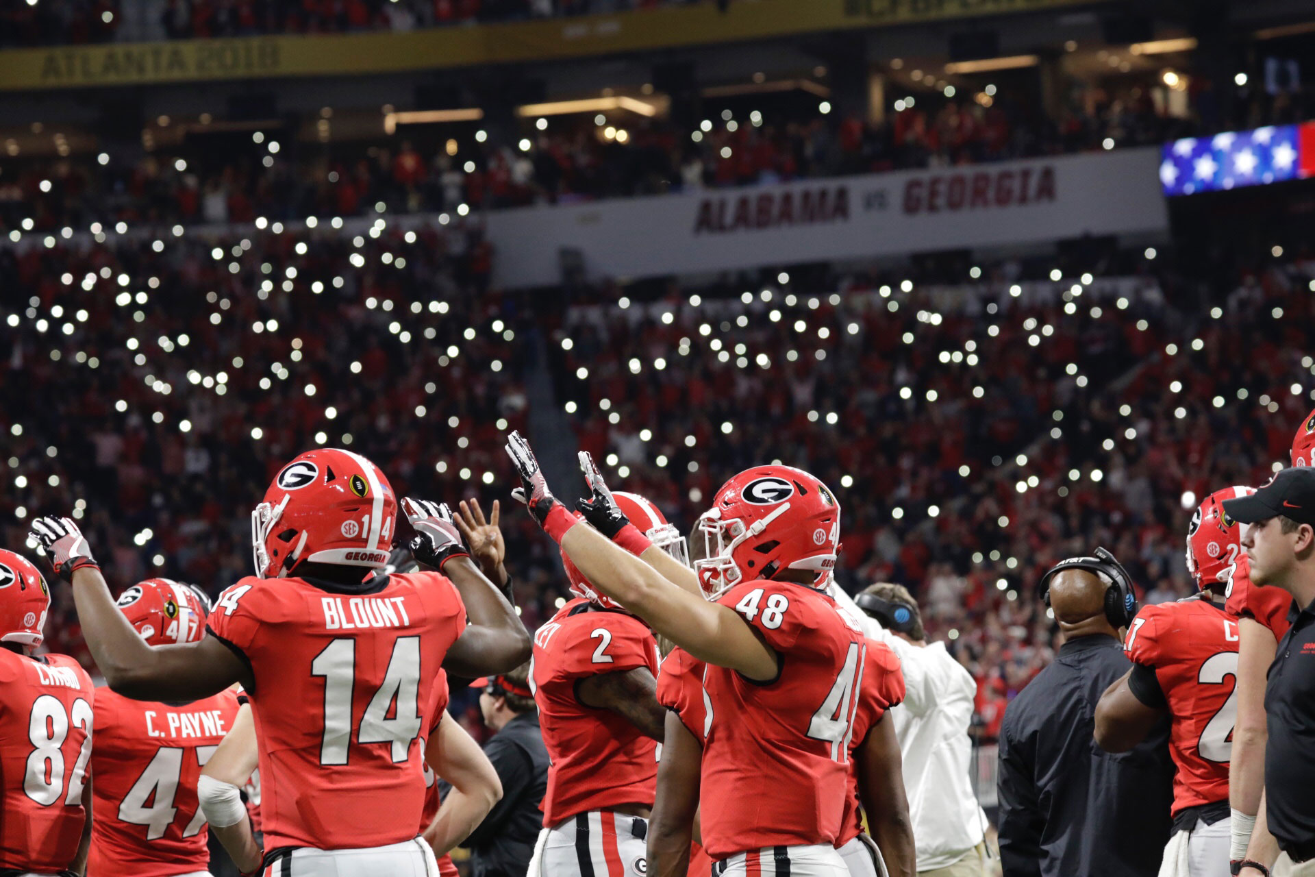 Football Team S Remarkable Season Ends With No 2 Ranking In Ap Poll Uga Today