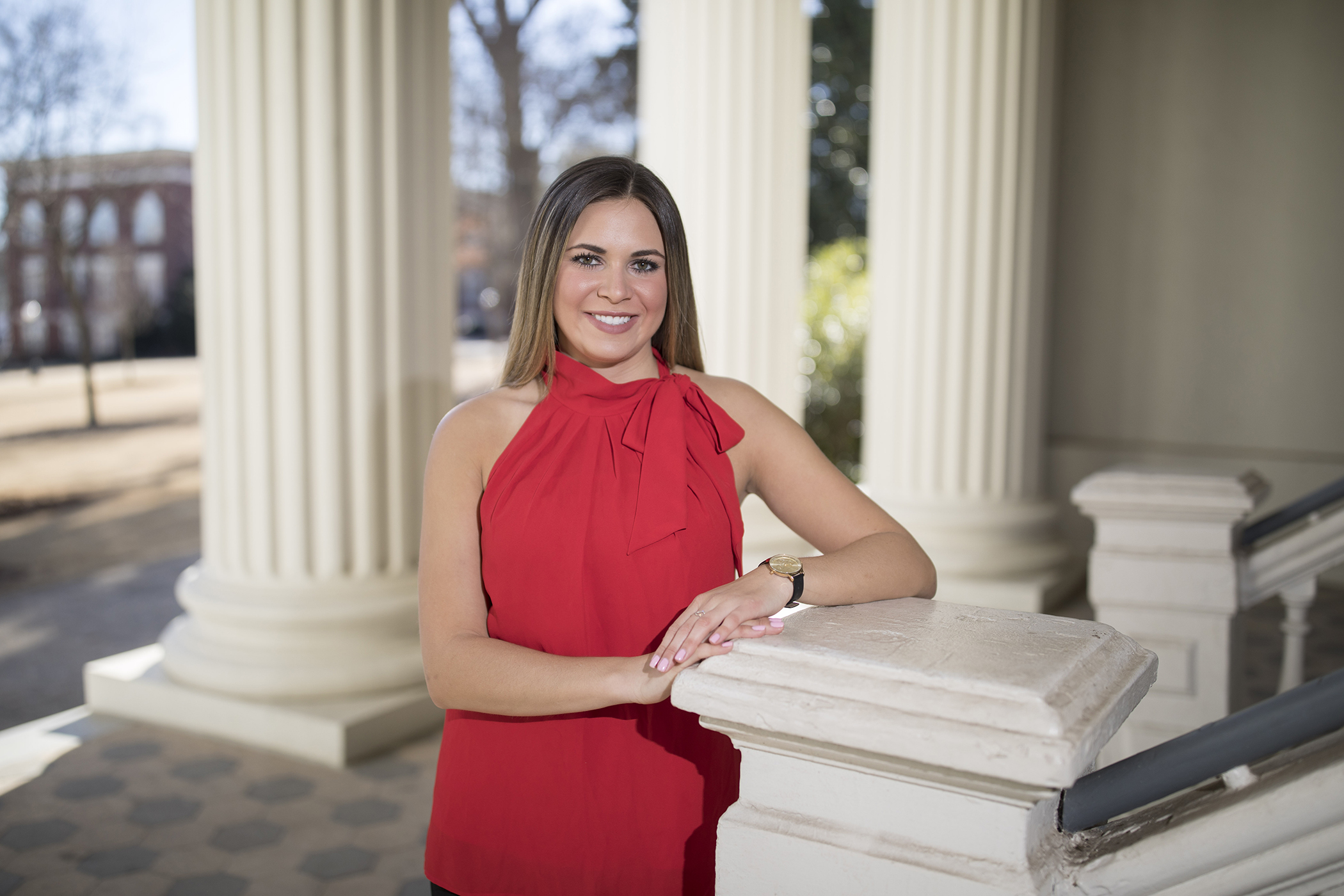 All About Lizzie 2012 lizzy isgar - uga today