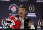 University of Georgia head football coach Kirby Smart. (Andrew Davis Tucker/UGA)