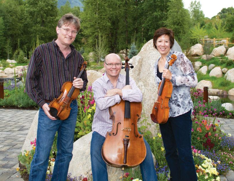 Photo of Aspen String Trio.