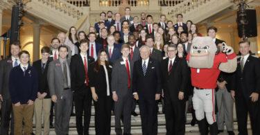 Photo inside Capitol
