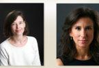portrait of medal winners Megan Twohey and Jodi Kantor