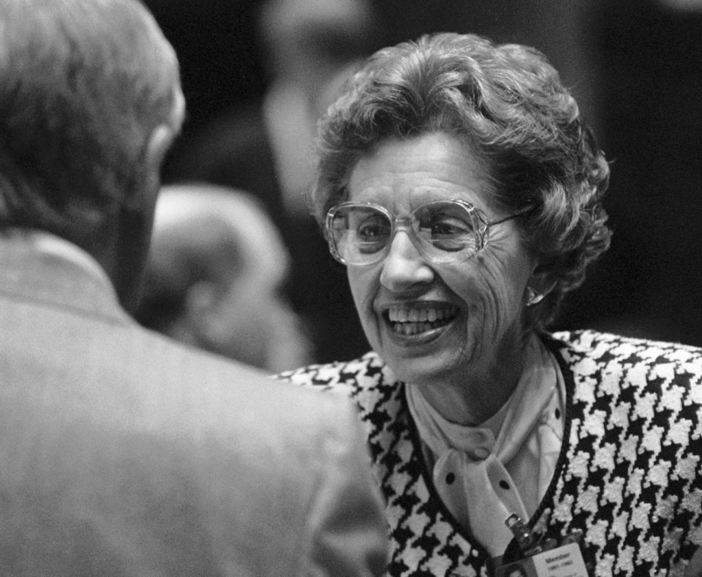 Portrait of Louise McBee to be unveiled at Nov. 28 ceremony