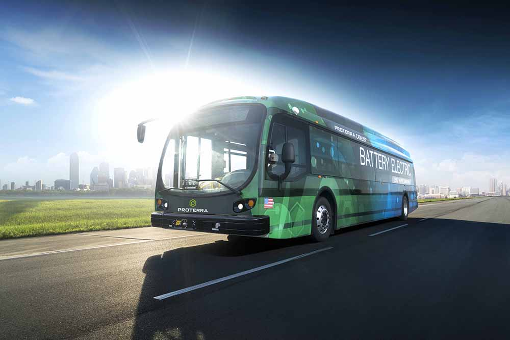 Electric Buses To Arrive On Uga Campus