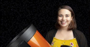 Amazing Student Portrait of Mackenzie Joy.