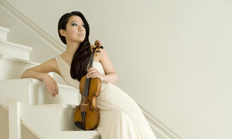 Photo of Sarah Chang