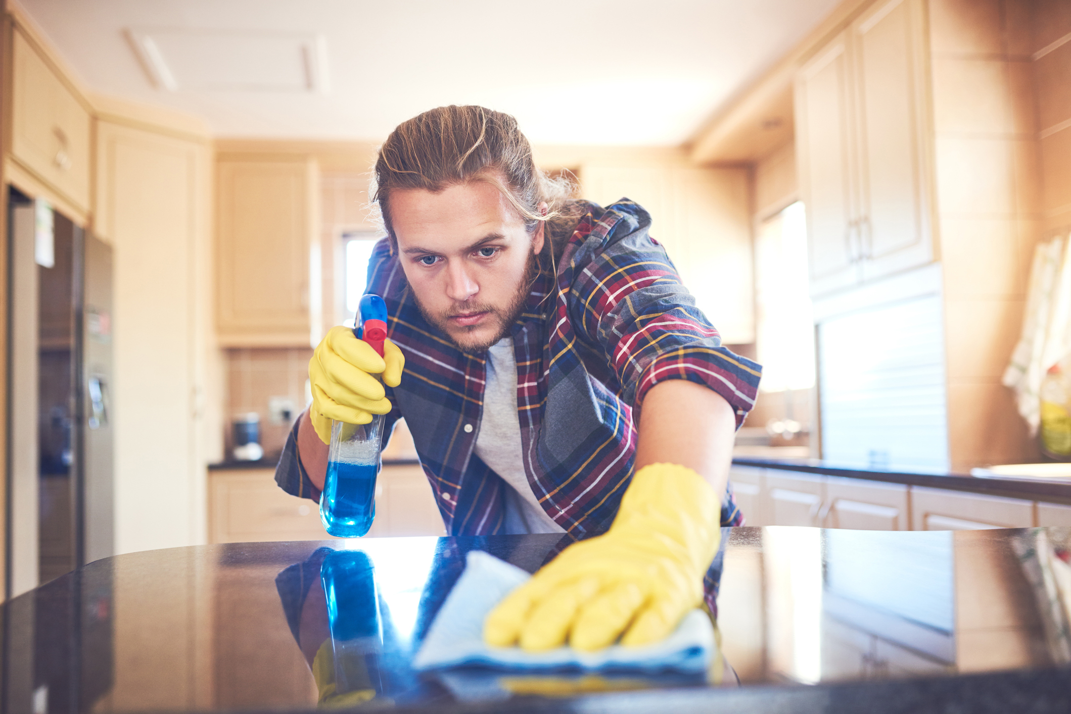 Cleaning your home (and hands) during COVID-19