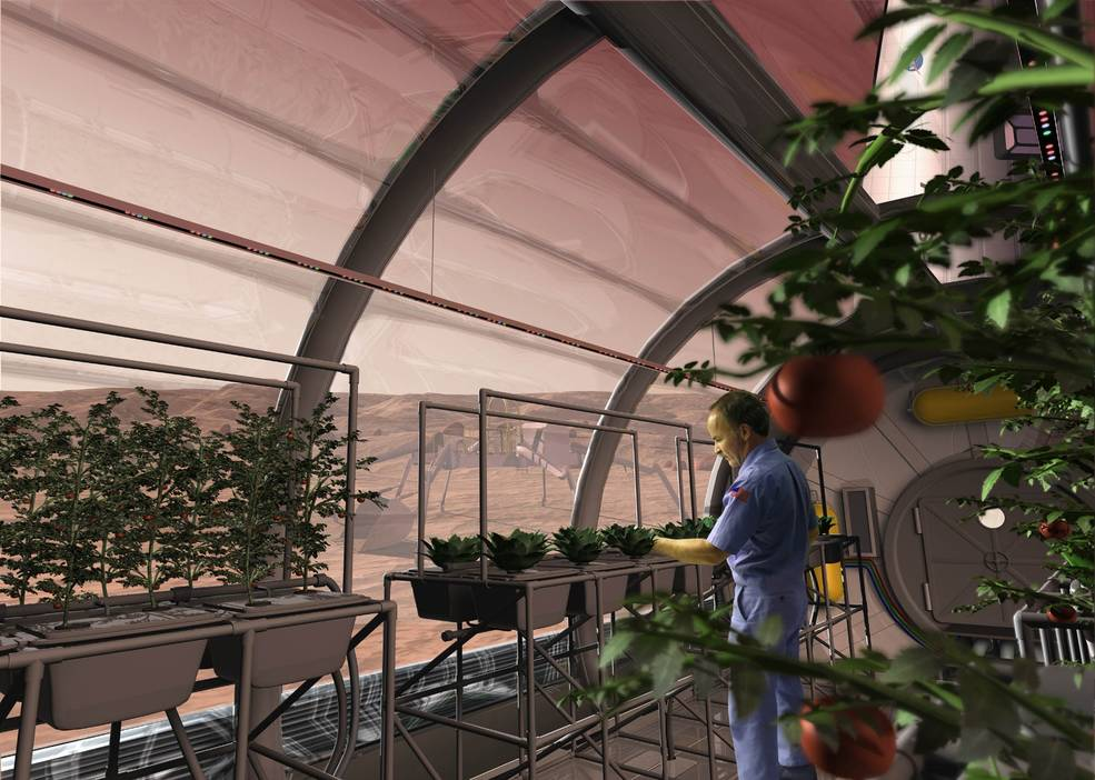 Geologists dig into question of Martian soil fertility
