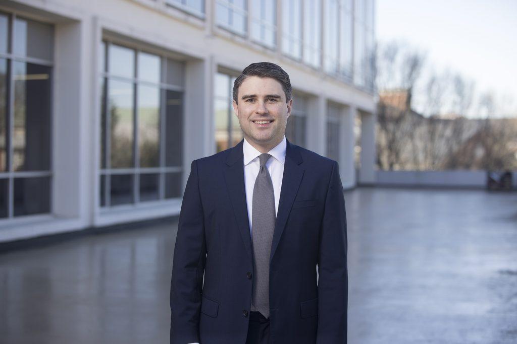Photo of Jonathan Peters