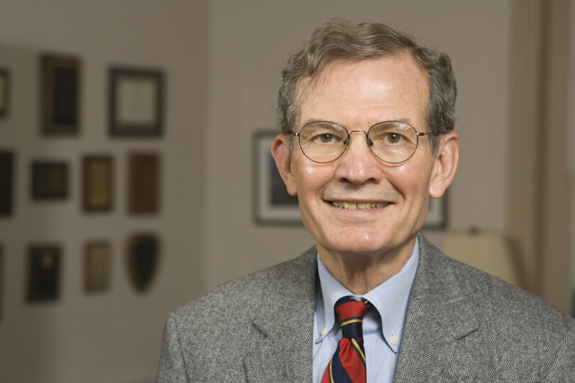 Portrait of Delmer Dunn