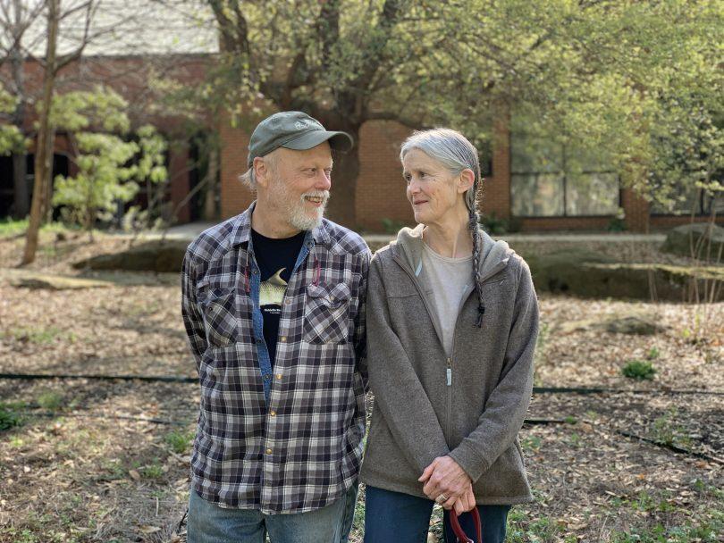 Photo of Bud and Mary Freeman