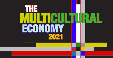 Cover of Multiculural Economy report