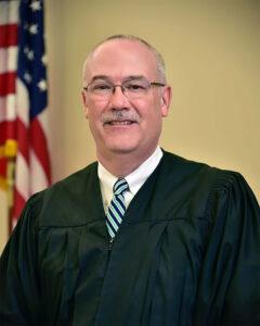 Portrait of Judge Goss.